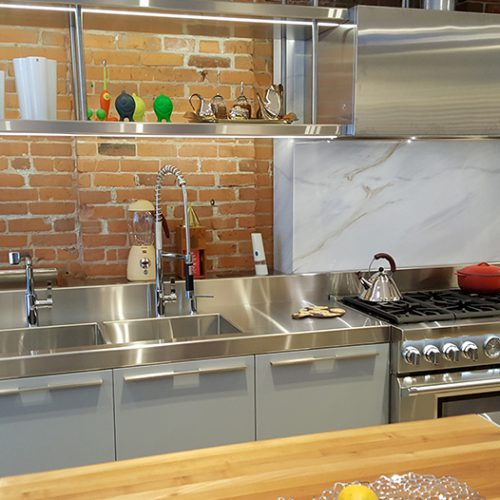 Stainless Steal Kitchen