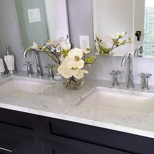 marble bathroom sinks