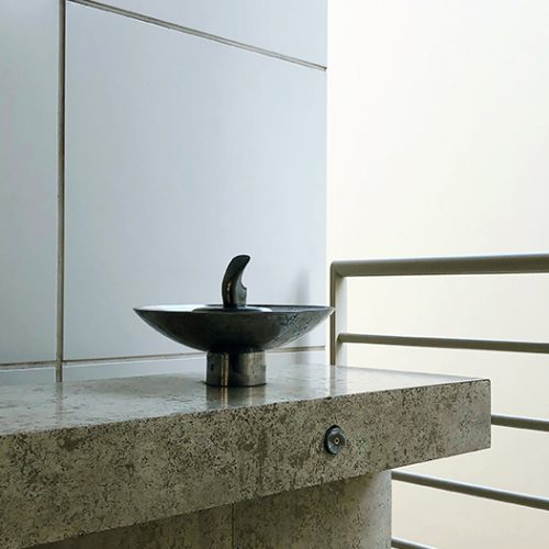 Marble Drinking fountain